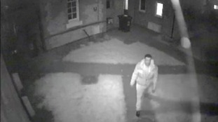 This is one of the CCTV images released by West Midlands Police