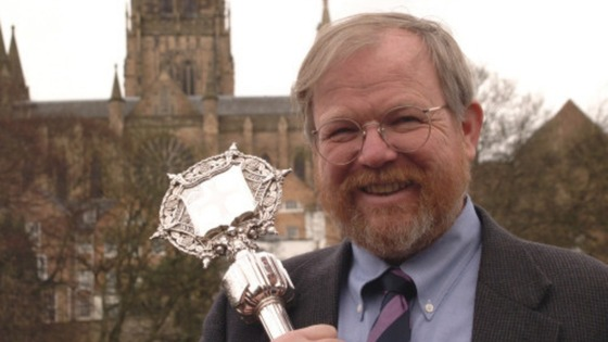 Bill Bryson is a former Chancellor of Durham University