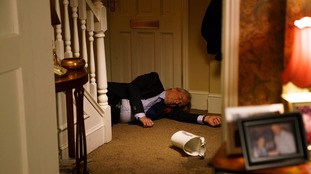 Coronation Street: Attempted murder investigation after Ken Barlow is hit on head and pushed down stairs