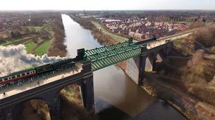 CGI of Viaduct