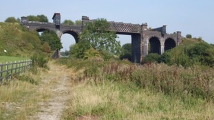Viaduct today