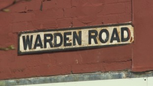 Warden Road in Bedminster