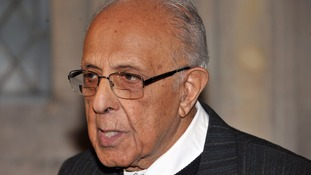 Ahmed Kathrada was sentenced to life imprisonment on Robben Island alongside Nelson Mandela.