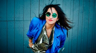KT Tunstall 'delighted' to be making North East return