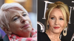 Katie Hopkins and JK Rowling are engaged in a Twitter spat.