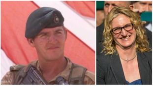 Wife of Marine A thanks 'wonderful' MP