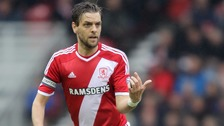 Jonathan Woodgate back at Middlesbrough