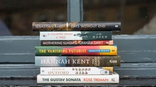 Shortlist announced for Walter Scott Prize