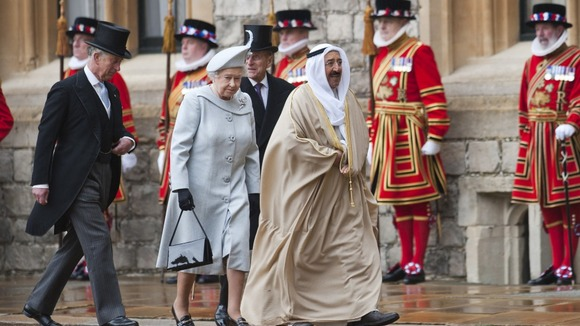 queen, windsor, kuwait