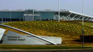 Seventeen arrested for trespass after protest grounds flights at Stansted