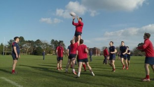 College rugby team make history by winning U18 Vase