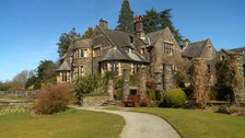 Cragwood Country House Hotel near Windermere.