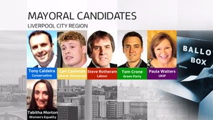 Candidates for Liverpool City Region Mayor