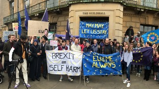 Article 50: The Brexit view from 'Remain' voting Cambridge