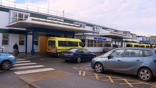 The West Suffolk Hospital in Bury St Edmunds has been praised for its care.