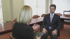 James Brokenshire spoke to UTV on Wednesday.