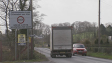 "The Government has said it wants to see a ""frictionless border""."
