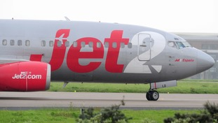 Jet2 aeroplane