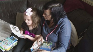 Girl with terminal brain cancer receives over 1,000 cards after online appeal