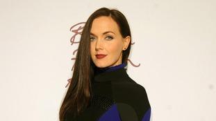 british fashion awards Victoria Pendleton