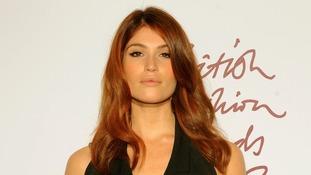 british fashion awards Gemma Arterton