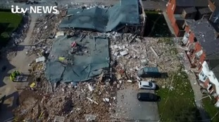 Wirral blast: Some return to their properties