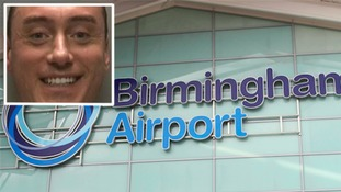 Matthew Whaley, 41, originally from Holloway in London, was detained by the National Crime Agency at Birmingham Airport on 24 February.