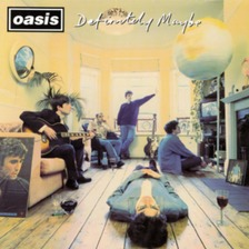 Oasis's famous cover