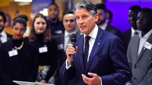 Olympic legend Lord Sebastian Coe has been announced as Loughborough University's new Chancellor.