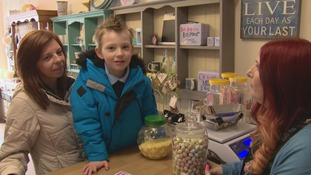 "How a little boy from Magor inspired his village to become ""Autism Aware"""