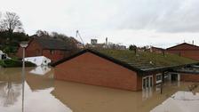 Floods St Asaph