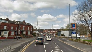 Woman arrested after attempted abduction of girl, two, in the street