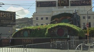 The cinema in Wellington, New Zealand, is being turned into a Middle Earth haven