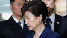 Ex-President Park Geun-hye