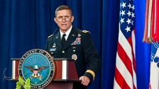 Michael Flynn during his time as national security adviser.