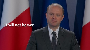 EU Presidency chief Joseph Muscat played down talk of confrontations escalating in the talks.
