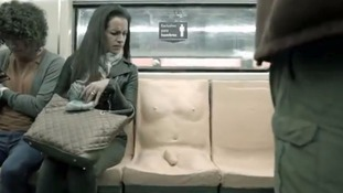 Mexico introduces a 'penis seat' on public transport to tackle sexual harassment