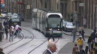 The charge is being introduced to pay for two new tram lines to Clifton and Chilwell.