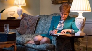 Letter asking for second Scottish independence referendum is delivered to Prime Minister