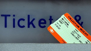 People in our region will see their rail fares go up