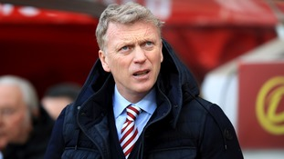 David Moyes Sunderland manager