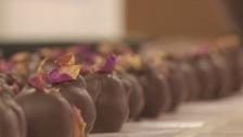 Belgian Chocolate Truffles, Ampleforth Plus