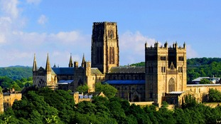 Durham Cathedral voted as favourite for a third time