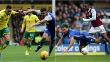 Norwich City and Ipswich Town both face Birmingham-based opposition this weekend.