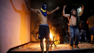 Paraguay clashes