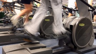 Report says almost half of adults in region are classified as physically inactive.