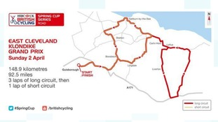 East Cleveland the setting for new elite cycle race
