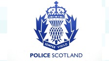 Police Scotland is appealing for information.