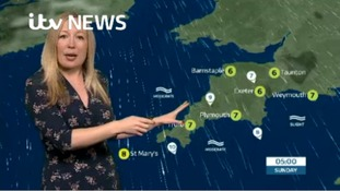 Your evening South West Weather with Philippa Drew