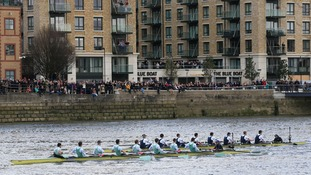 Boat races expected to go ahead after unexploded WWII bomb found in Thames